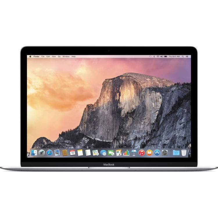 "Apple MacBook MF865ZP/A 1.2GHz (512GB) 12"" Si"
