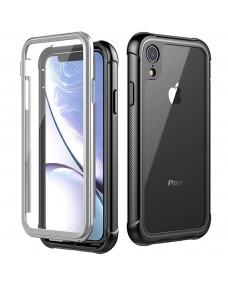 Full body rugged case - built in screen protector - iPhone XR