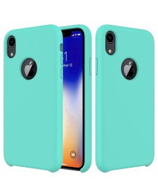 MyCase Feather iPhone XR 6.1 - Emerald