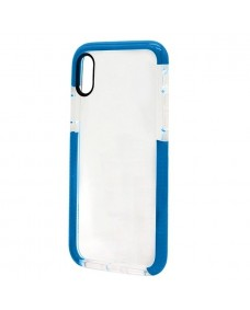 MyCase Pro Armor Plus D60GEL - iPhone X Blue