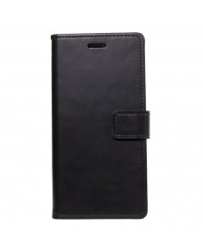 MyCase Leather Folder iPhone XS 5.8 - Black