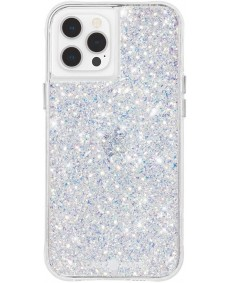 "Case-Mate Twinkle Case suits iPhone 12 Pro Max 6.7"" - Stardust"