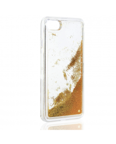 MyCase Falling Star iphone 7/8 Plus Gold