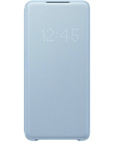 Galaxy S20+ LED View Cover - Blue