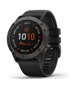Garmin Fenix 6X Pro Gray with Black Band (EU)