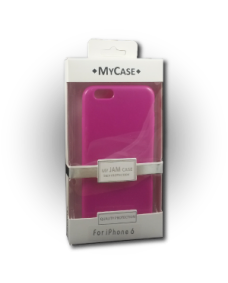 MyCase Jam iPhone 6 Hot Pink