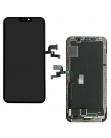 RPR: iPhone X LCD CP Black Replacement Incl. Installation