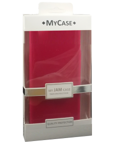 MyCase Samsung Note 4 JAMCASE Red