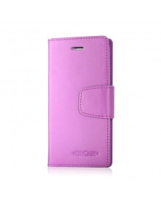 MyCase MyLeatherWallet iPhone 5/5s Purple