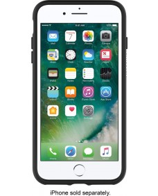 Otterbox Symmetry Iphone 7 plus Black Clear
