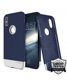 PRODIGEE FIT PRO FOR IPHONE X / XS NAVY - SILVER