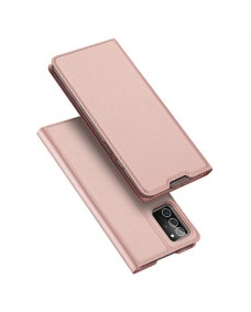 Dux Ducis Skin Pro Series Rose Gold Case Note 20 Ultra