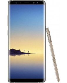 Samsung Galaxy note 8 Gold / preowned / AU Stock