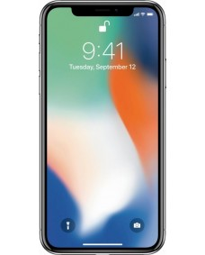Iphone X 256gb Silver / unlocked / AU Stock