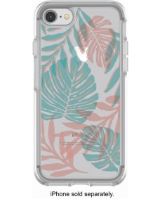 OTTERBOX SYMMETRY CLEAR CASE SUITS IPHONE 7/8 - EASY BREEZY