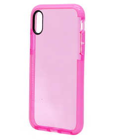 MyCase Pro Armor Plus D60GEL - iPhone X / XS Pink