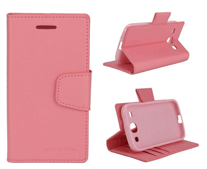 MyCase Leather Oppo R11 Pink