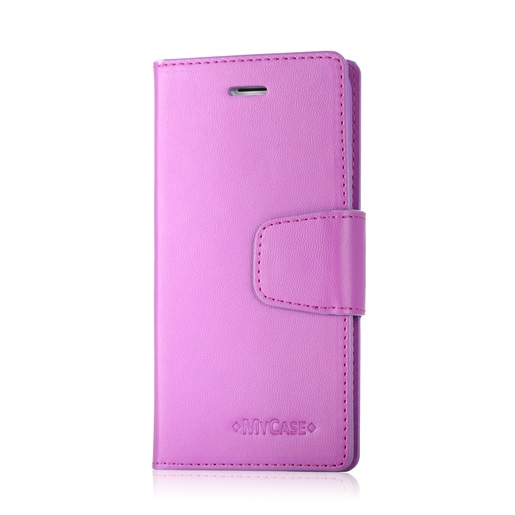 MyCase Leather Oppo R11 Purple