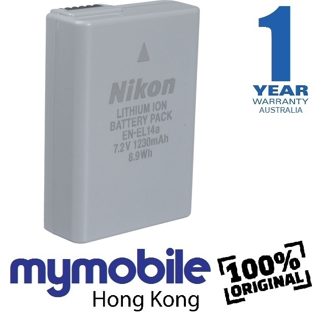 Nikon EN-EL14 Original Battery