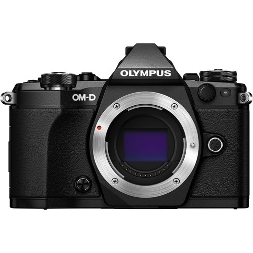 Olympus OM-D E-M5 MK II Body Black (kit box)