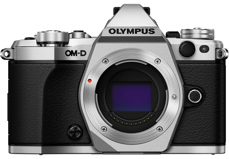 Olympus OM-D E-M5 MK II Body Silver (kit box)