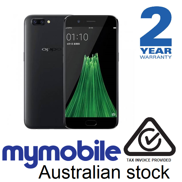 Oppo R11 Black / unlocked / AU Stock