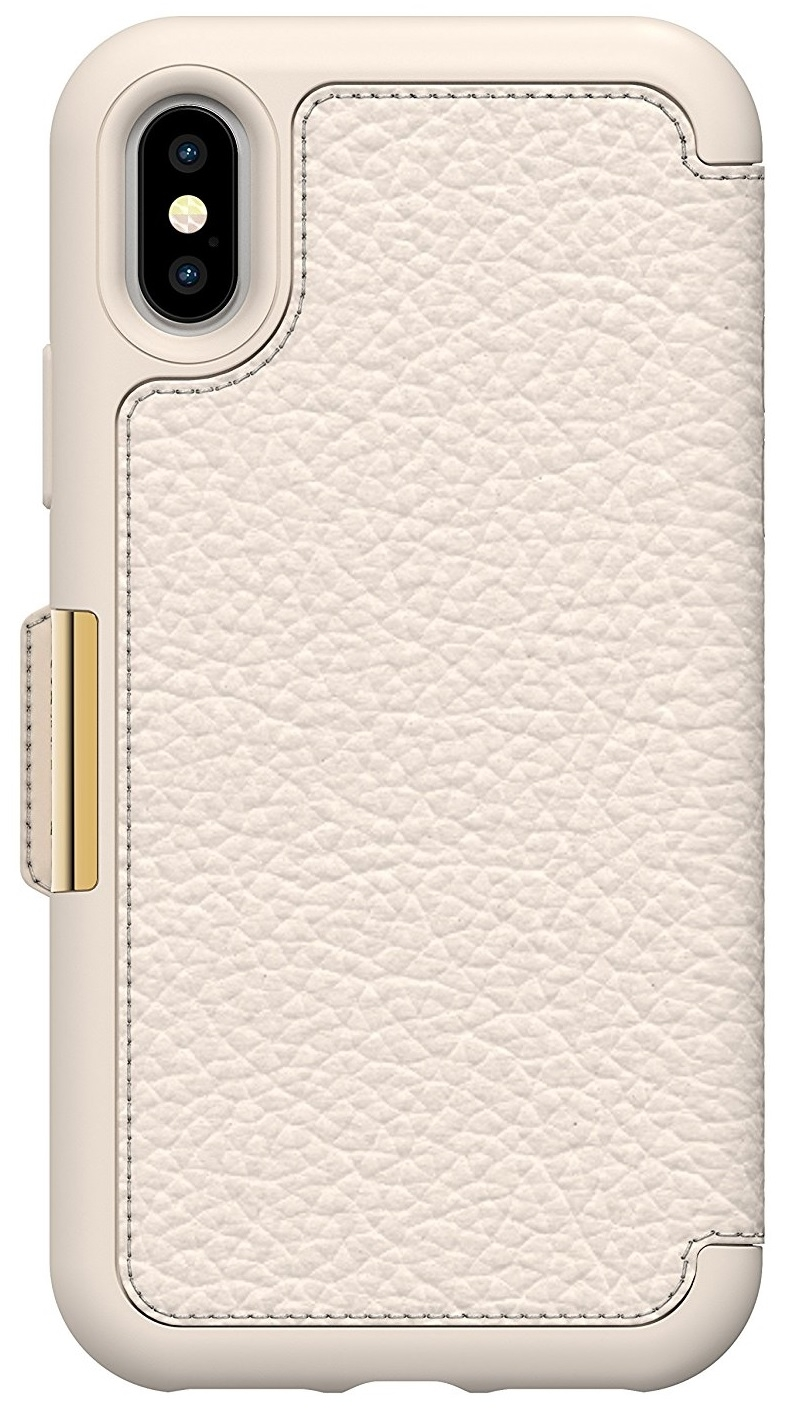 OtterBox Strada Case suits iPhone X - Soft Opal