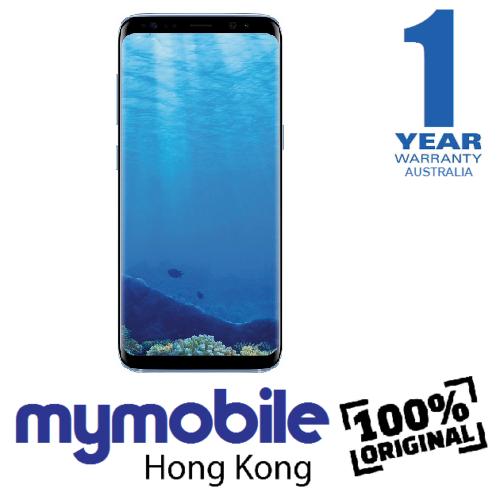 Samsung Galaxy S8+ Dual Sim (2nd SIM 3G or Better)* G955FD 4G 64GB Blue