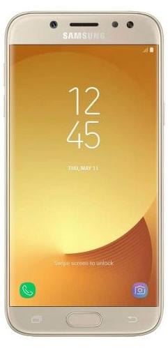 Samsung Galaxy J7 Pro (2017) Dual Sim (2nd SIM only 2G)* J730GM 4G 32GB Gold