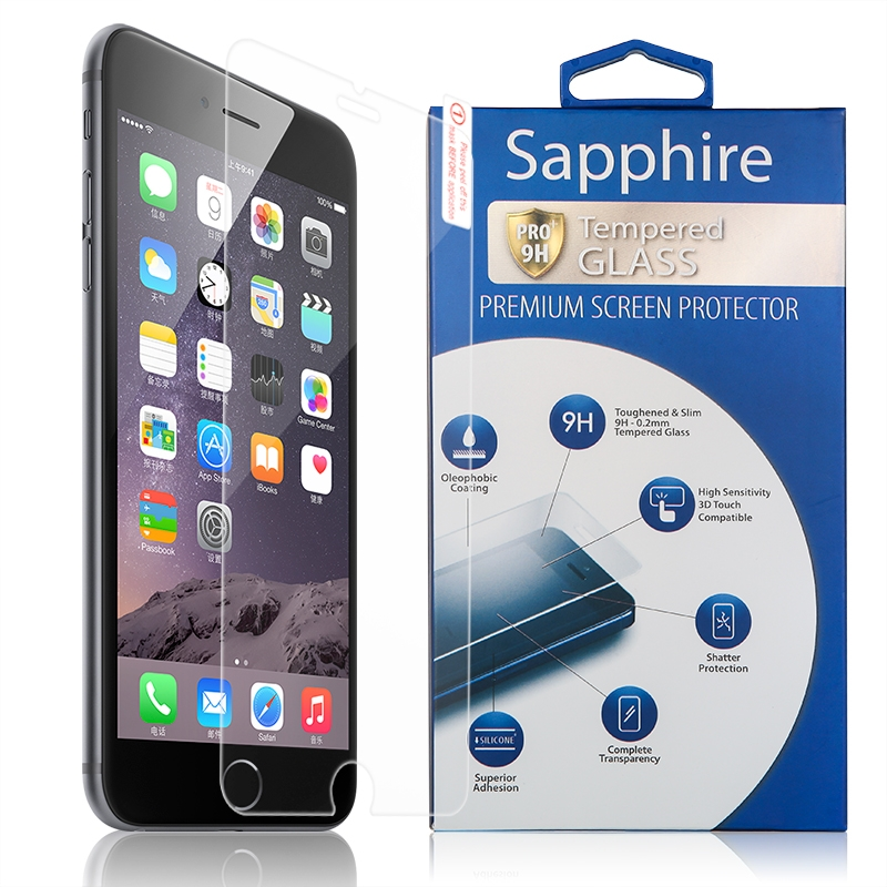 Sapphire Tempered Glass Screen Protector Huawei Mate 10