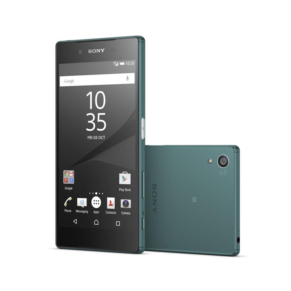 Sony Xperia Z5 E6683 Dual SIM (2nd SIM only 2G)* 4G 32GB Green
