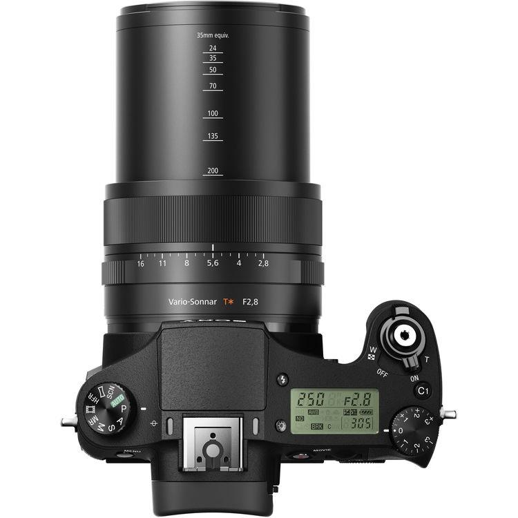 Sony Cyber-shot DSC-RX10 MK II
