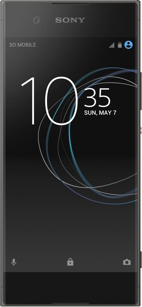 Sony Xperia XA1 Ultra G3226 Dual Sim (2nd SIM only 2G)* 4G 64GB Black